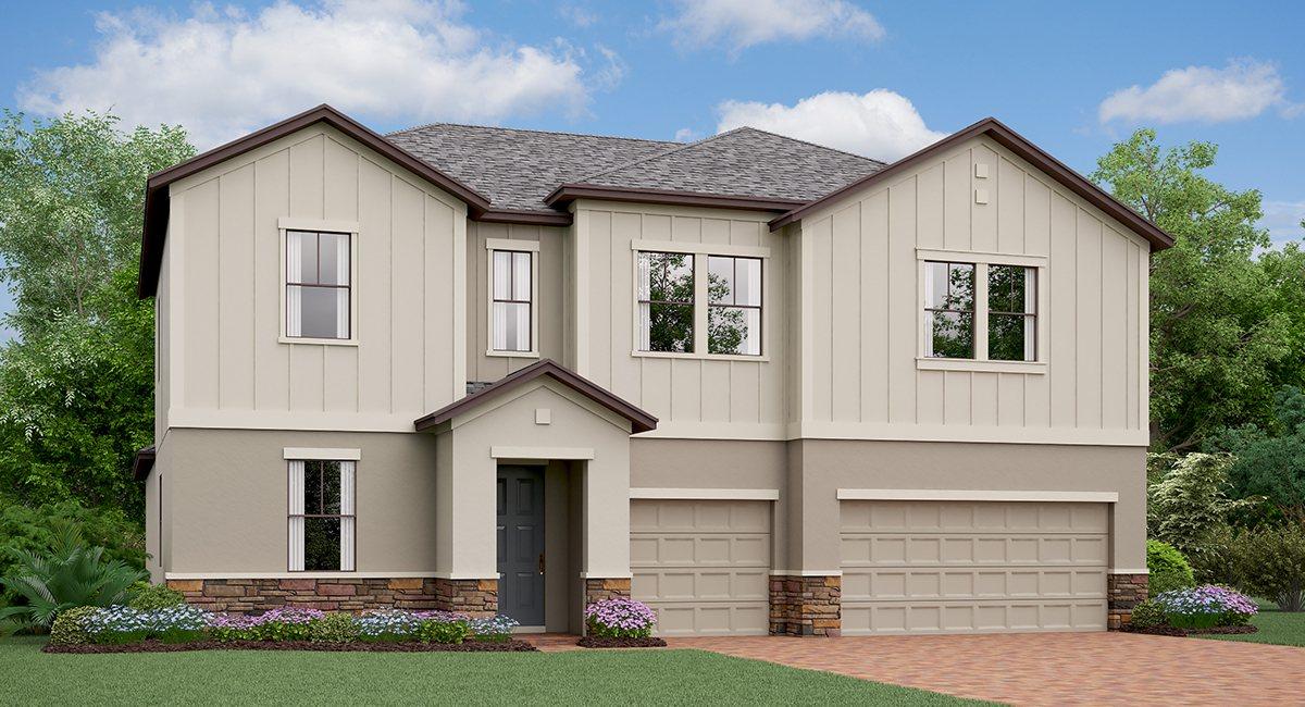 The California  Belmont Ruskin Florida Real Estate | Ruskin Realtor | New Homes for Sale | Ruskin Florida