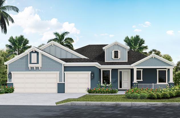 New Home Communiites Parrish Florida
