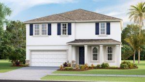 DR Horton Homes | The Hemingway 2,934 square feet 5 bed, 3 bath, 2 car, 2 story|Southshore Bay Wimauma Florida Real Estate | Wimauma Realtor