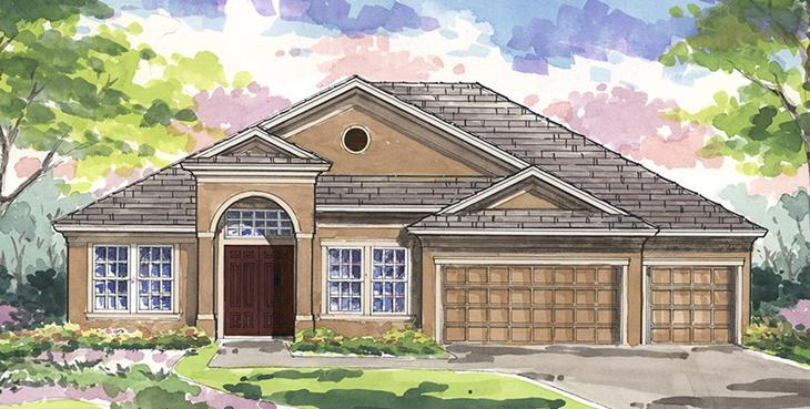 The KEY LARGO | Homes By Westbay | WaterSet Apollo Beach Florida Real Estate | Apollo Beach Realtor | New Homes for Sale | Apollo Beach