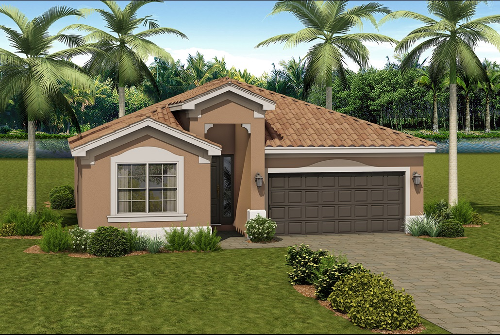 GL Homes New Home Communities Wimauma Florida