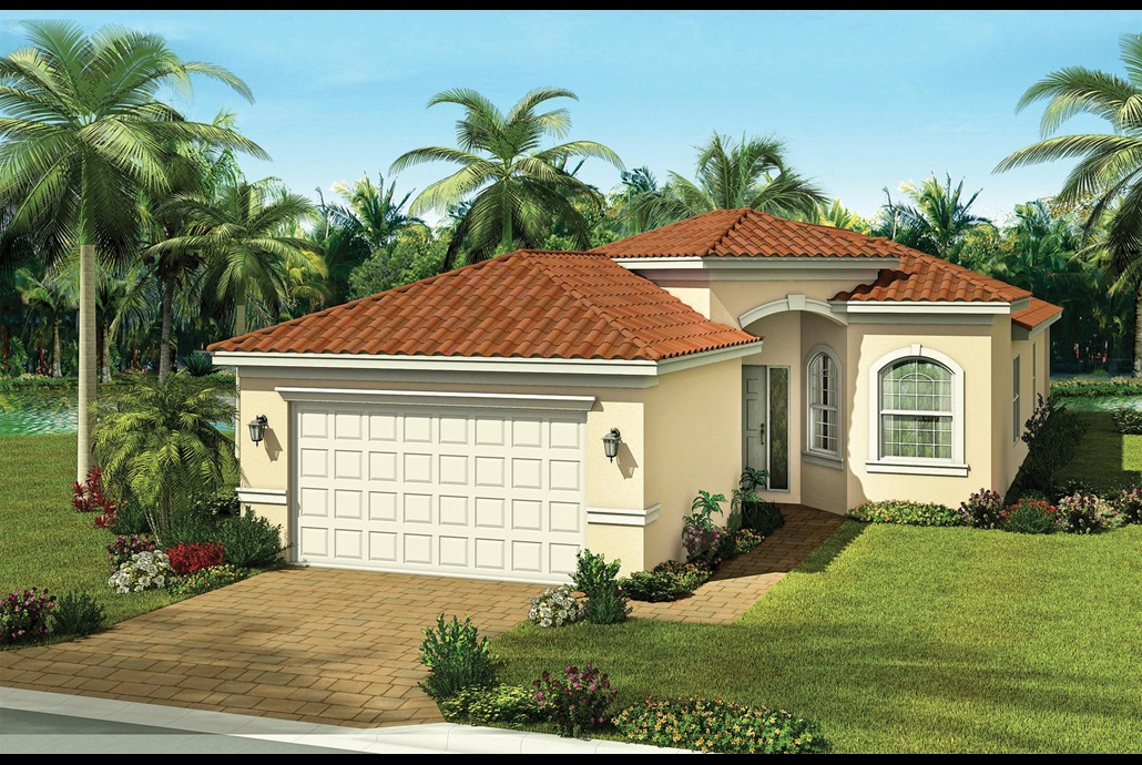 Valencia del Sol MARSALA 2 Bedrooms 2 Bathrooms Family Room Living Room Den/Optional 3rd Bedroom Screened and Covered Patio 2-Car Garage