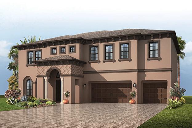 The Montego  | Cardel Homes | WaterSet Apollo Beach Florida Real Estate | Apollo Beach Realtor | New Homes for Sale | Apollo Beach Florida