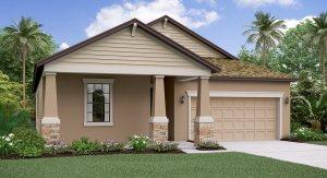 The North Carolina  Triple Creek Lennar Homes Riverview Florida Real Estate | Riverview Realtor | New Homes for Sale | Riverview Florida