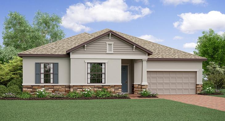 The Oregon Triple Creek Lennar Homes Riverview Florida Real Estate | Riverview Realtor | New Homes for Sale | Riverview Florida