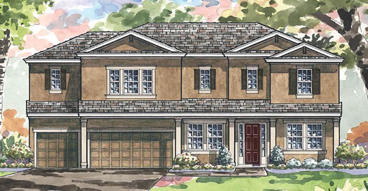 The Sanibel ll | Homes By Westbay | WaterSet Apollo Beach Florida Real Estate | Apollo Beach Realtor | New Homes for Sale | Apollo Beach Florida