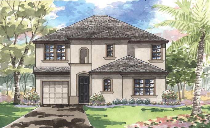 The SPOONBILL Homes By Westbay Triple Creek Riverview Florida Real Estate   Riverview Realtor   New Homes for Sale   Riverview Florida