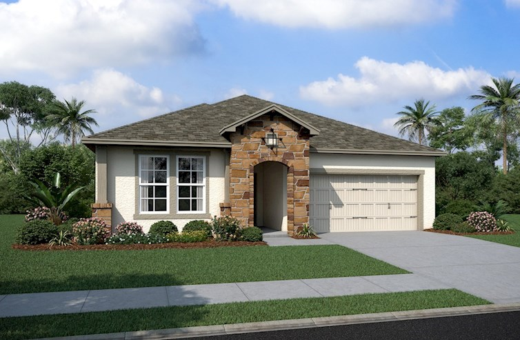 The Reserve at Pradera New Home Community Riverview Florida