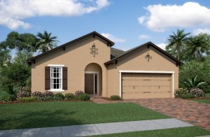 The Sea Breeze | Beazer Homes | The Reserve at Pradera Riverview Florida Real Estate | Riverview Realtor | New Homes for Sale | Riverview Florida