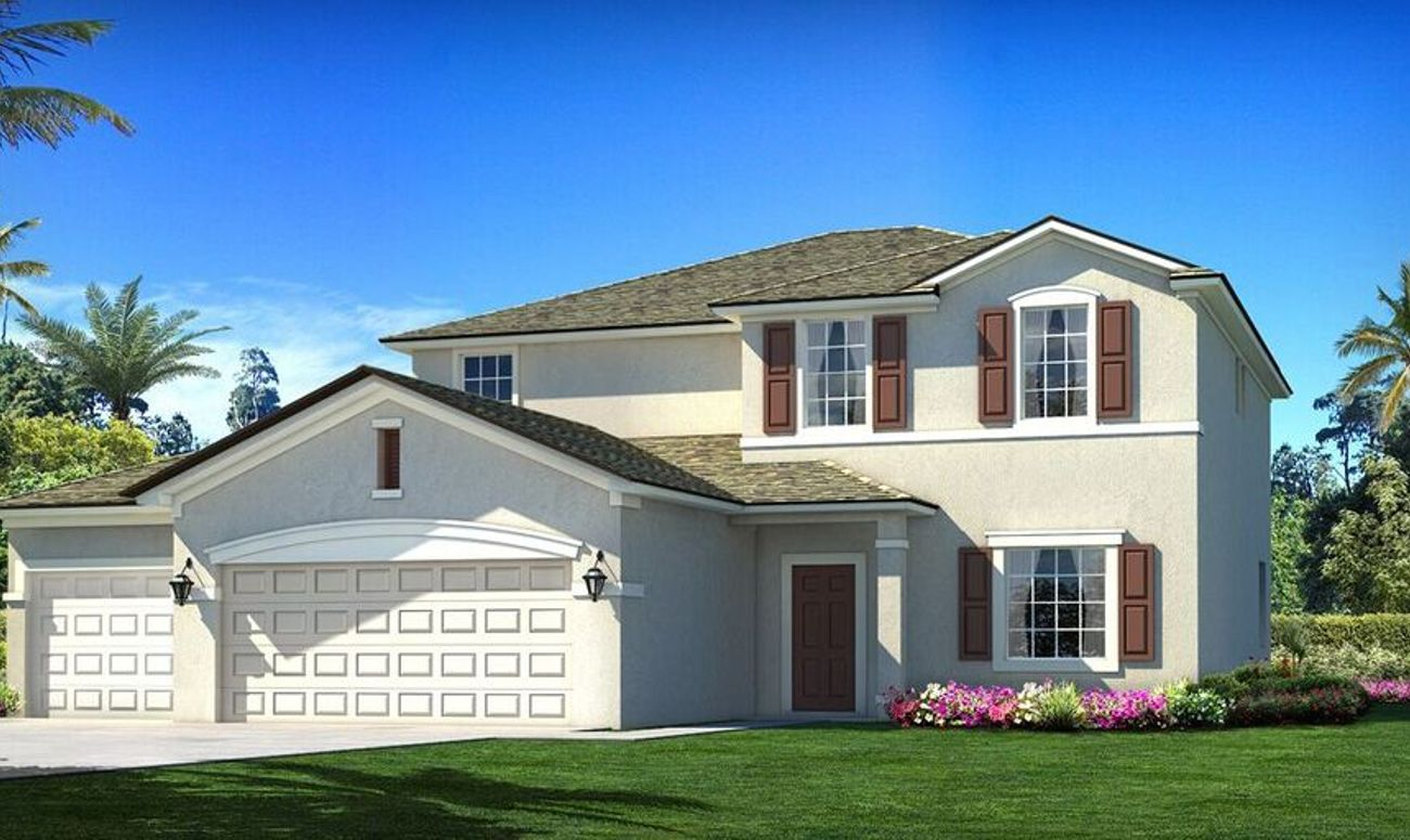 Southshore Bay | Wimauma New Homes | Tampa Floria Home Builders
