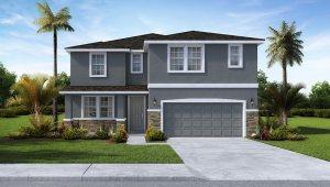 DR Horton Homes   The Talbot 3,561 square feet 5 bed, 3.5 bath, 2 car, 2 story   Southshore Bay Wimauma Florida Real Estate   Wimauma Realtor