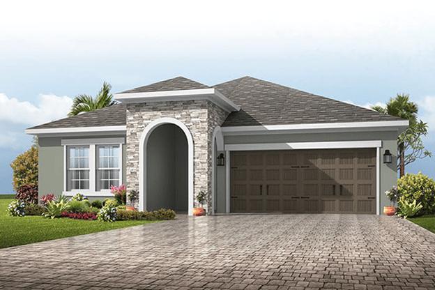 The Northwood 2 | Cardel Homes | WaterSet Apollo Beach Florida Real Estate | Apollo Beach Realtor | New Homes for Sale | Apollo Beach Florida
