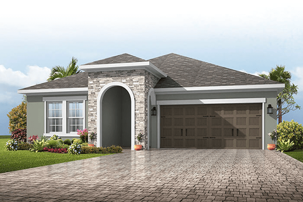 The Northwood 2 | Cardel Homes | WaterSet Apollo Beach Florida Real Estate | Apollo Beach Realtor | New Homes for Sale | Apollo Beach Florida