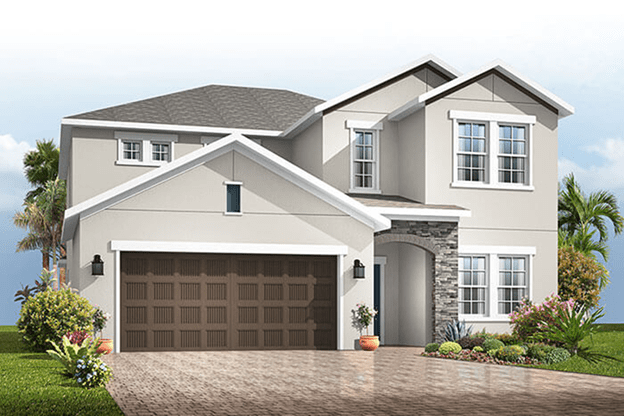 The Winford  Plan At Sandhill Ridge | Cardel Homes | Riverview Florida Real Estate | Riverview Realtor | Homes for Sale | Riverview Florida