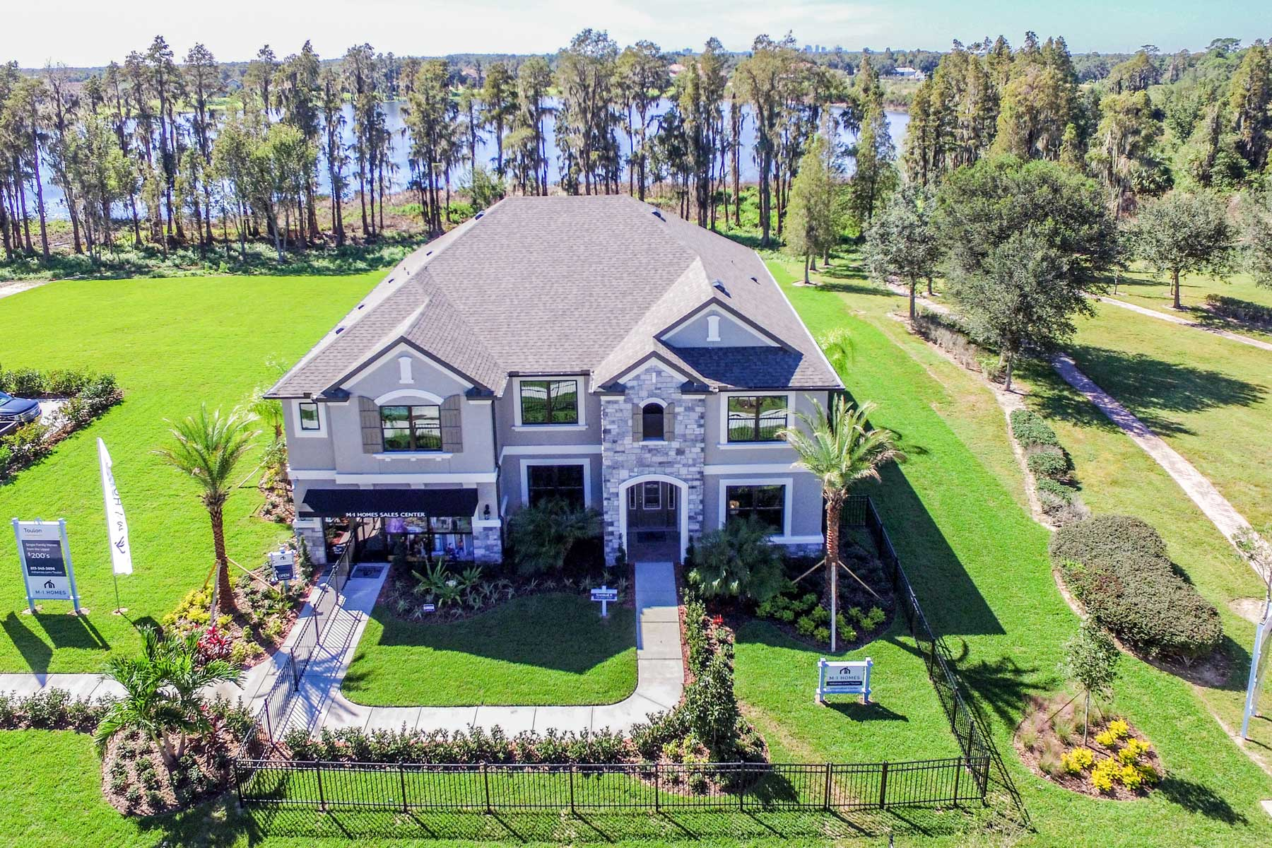Toulon New Homes for Sale Seffner Florida