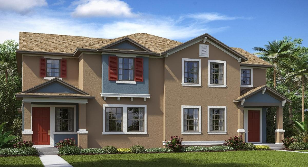 Townhomes Lithia Florida Real Estate | Townhomes Lithia Florida Realtor | New Homes for Sale | Lithia Florida