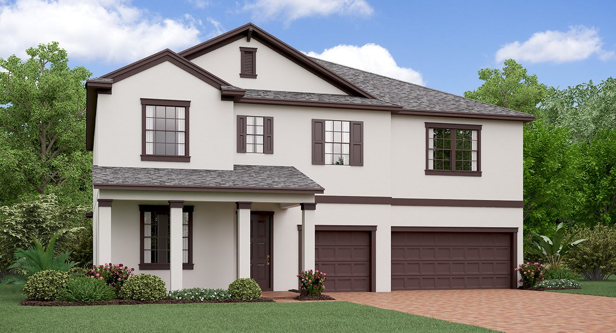The Wyoming Triple Creek Lennar Homes Riverview Florida Real Estate | Riverview Realtor | New Homes for Sale | Riverview Florida
