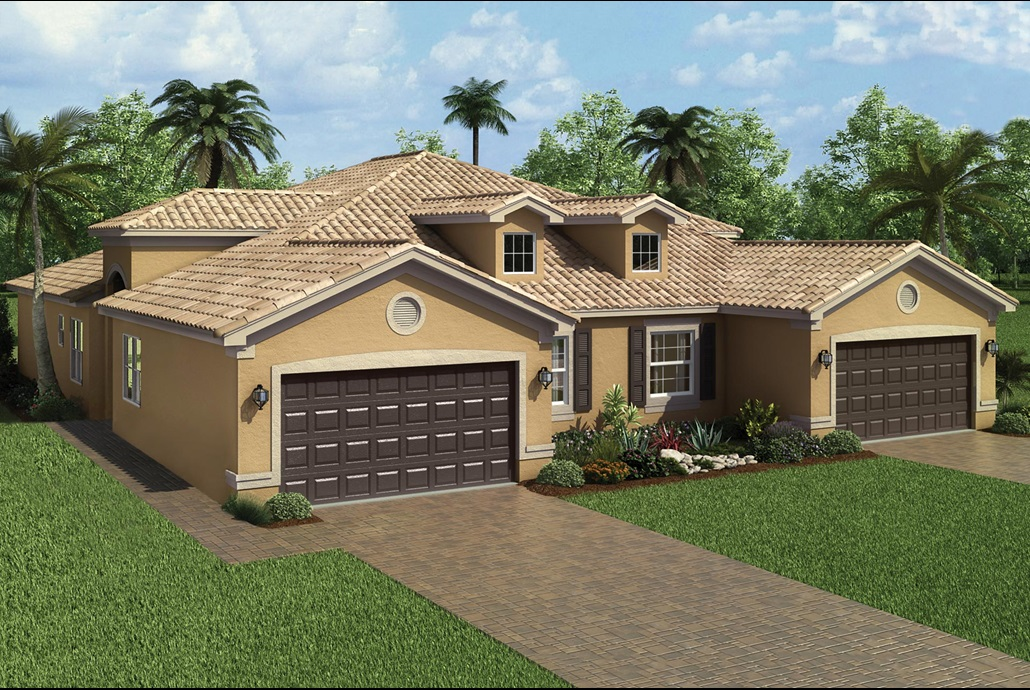 The York Model Home | The Regal Collection at Valencia del Sol in Tampa, Florida