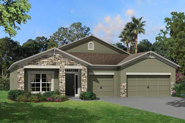 The Corina III Model Tour Ventana M/I Homes   Riverview Florida