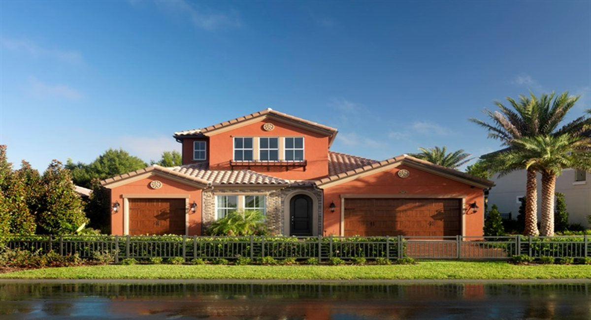 Estancia at Wiregrass New Home Communities Wesley Chapel Florida