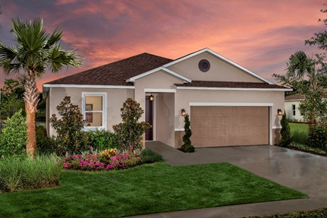 KB Homes New Home Community Riverview Florida