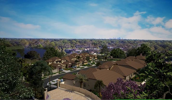 The Villas At Twin Lakes   Tampa Florida Real Estate   Tampa Florida Realtor   New Homes for Sale   Tampa Florida