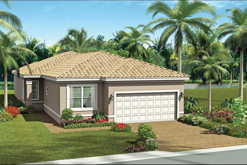 Valencia Del Sol New Home Community Wimauma Florida