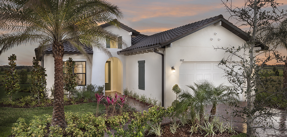 The San Remo Sanctuary Cove Palmetto Florida Real Estate | Palmetto Realtor | New Homes for Sale | Palmetto Florida
