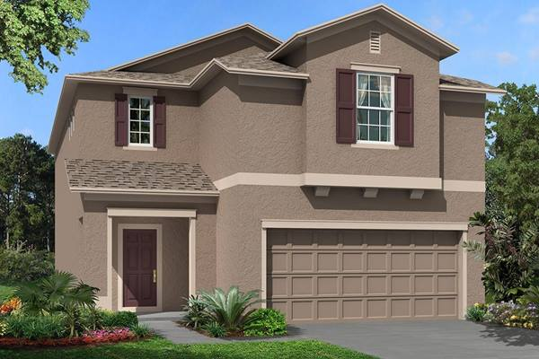 The Cypress Homes M/I Homes  Ventana Riverview Florida Real Estate   Riverview Florida Realtor   New Homes for Sale   Tampa Florida