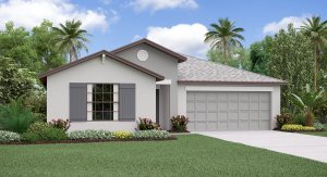 The Hartford Model Tour  Lennar Homes Riverview Florida