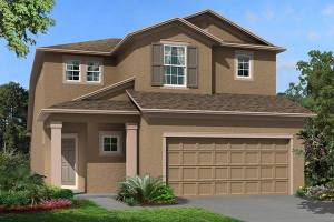 The Willow Homes M/I Homes  Ventana Riverview Florida Real Estate | Riverview Florida Realtor | New Homes for Sale | Tampa Florida