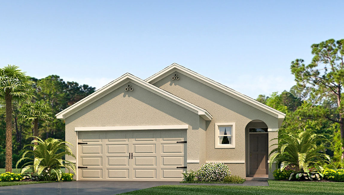 Jefferson Estates New Home Community  Thonotosassa Florida