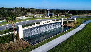Epperson New Home Community Wesley Chapel Florida