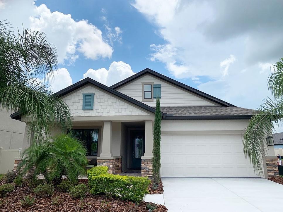 FloraBlu Estates New Home Community Sefffner Florida