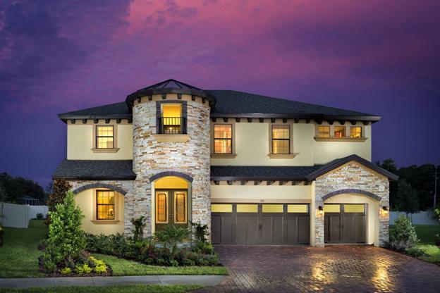 New Home Communities Brandon Florida