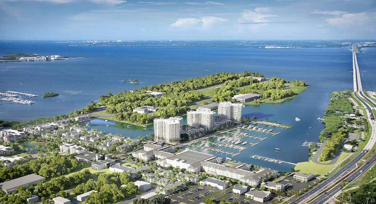 Westshore Marina District: Inlet Park New Community South Tampa Florida