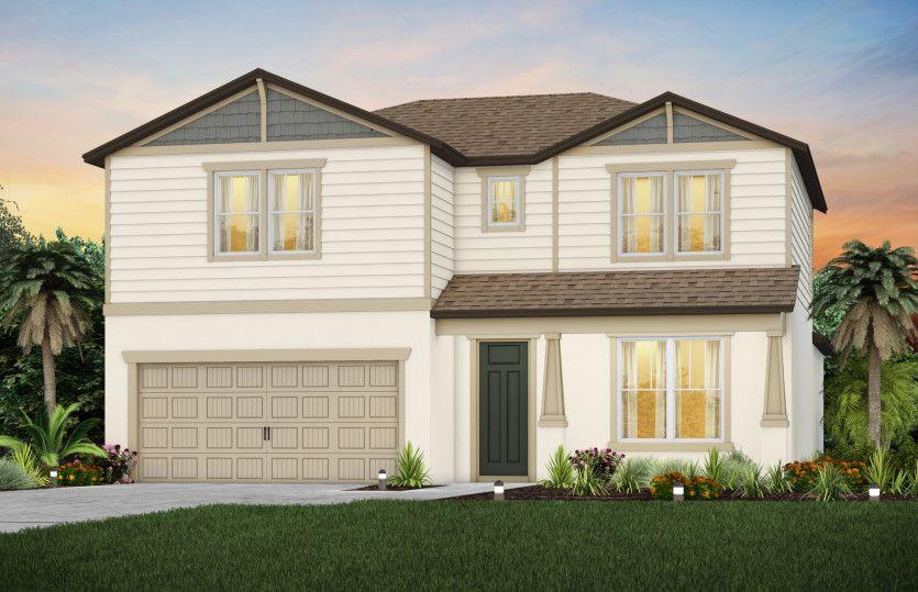 Sagewood New Home Community Seffner Florida
