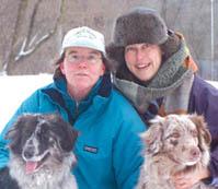 Marianne herrmann & Wendy basel & Darby & Alex