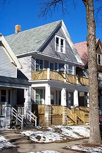 House rehabbed under NIP