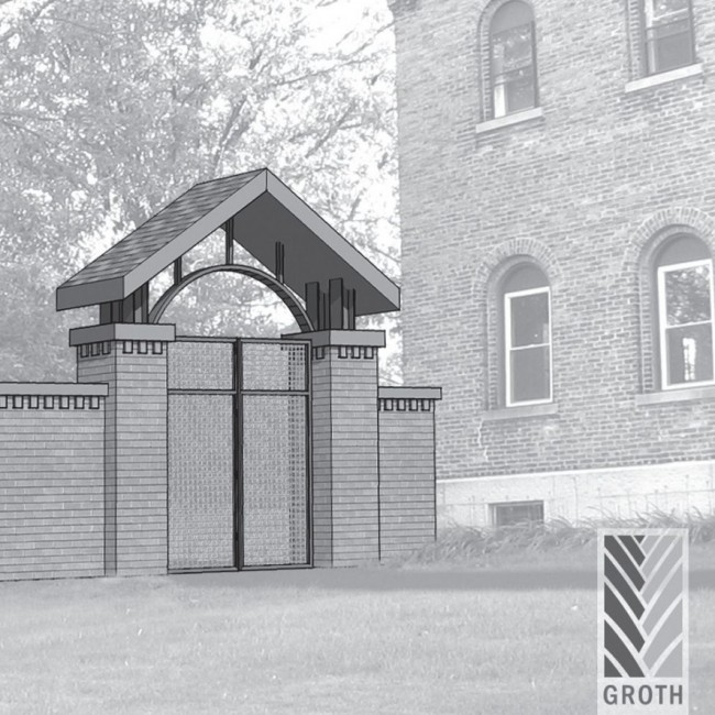 St. Francis Institute renovation rendering
