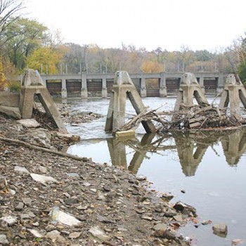 Estabrook Dam fall 2015 web