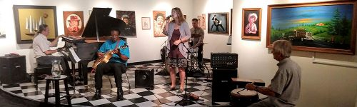 Jazz Gallery Tuesdays