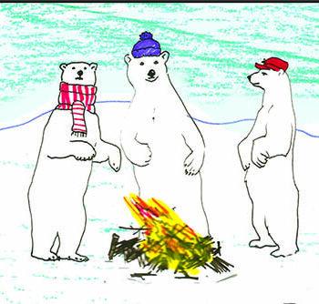 polar bears cutsforth webv