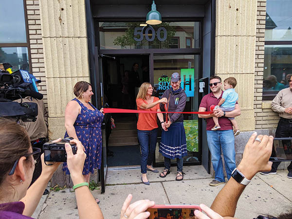 cchostel ribbon cuttin web