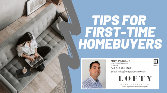 Tips for first time home buyers in Chicago