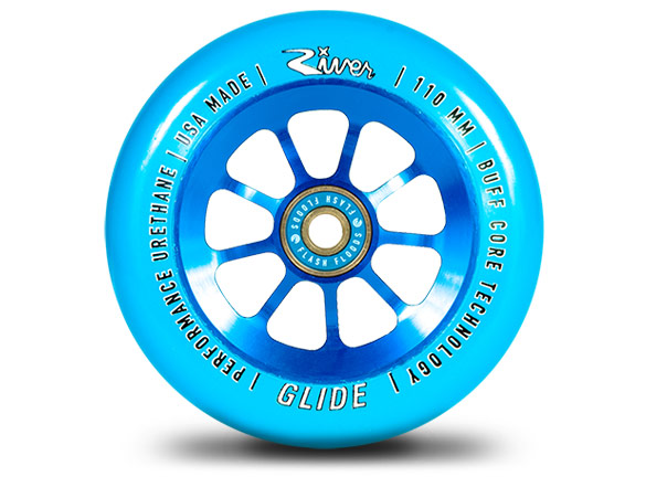 River Glide Scooter Wheels