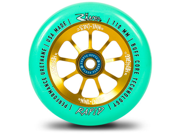 Hep Greg Signature Wheel