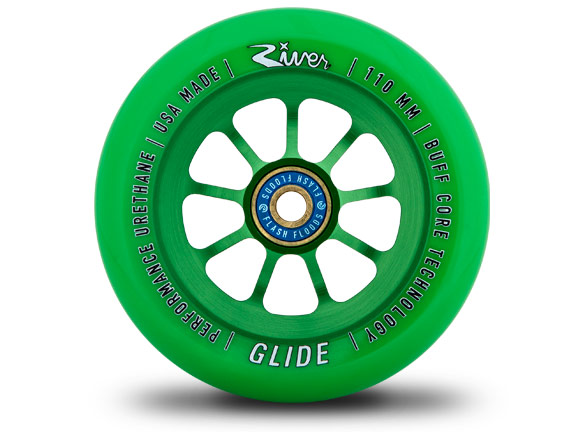 River Wheel Co Emerald Glides