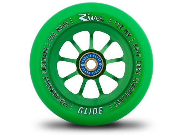 River Wheel Co Emerald Glides