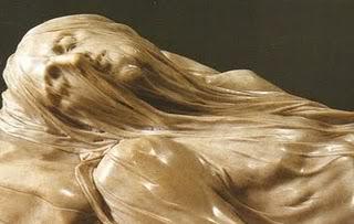 Veiled Christ by Giuseppe Sanmartino, 1753